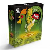 《飯島》雞精拌麵(蔥鼓-143g/盒)