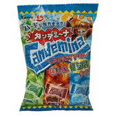 《即期2020.12.31 KANRO》綜合口味QQ糖(64G)
