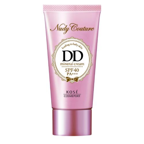 高絲KOSE Nudy Couture紐蒂可光透DD霜(30g/支)
