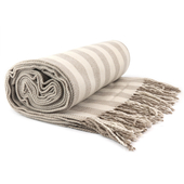 《halla malmo》編織毯-簡約條紋(150*200 cm)