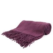 《Novella Amante》萬用毯-低調紫(130*180 cm)