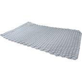 《halla malmo》印式工藝 棉質編織地墊 淺藍色 T030-V1(50*80 cm)