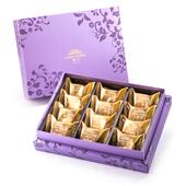 《漢坊》臻饌-土鳳梨酥12入禮盒(蛋奶素)(土鳳梨酥12入)
