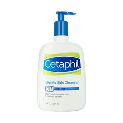 《Cetaphil舒特膚》溫和潔面清潔乳(591ml/瓶)
