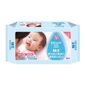 《嬌生》嬰兒純水柔濕巾(90抽/包)