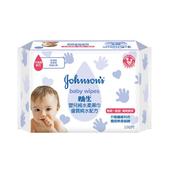 《嬌生》嬰兒純水柔濕巾(100抽/包)