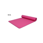 《台灣製》NBR環保瑜珈墊8mm 顏色隨機180x60x0.8cm $279