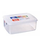 《日本製》保鮮盒 方形保存容器  可微波(3000ml)