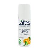 《Lafe's》純自然體香劑(滾珠)-88ml/瓶(運動清爽)
