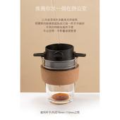 折疊手沖咖啡濾杯7.5X7.3cm