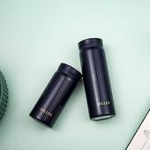 《DILLER》雅緻心選316超輕量不鏽鋼保溫杯200ml(深藍)