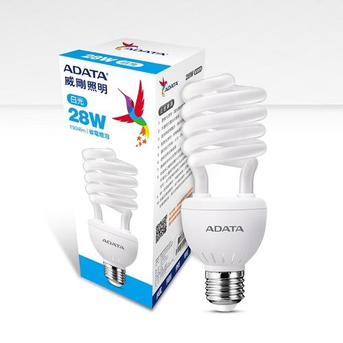 威剛28W省電燈泡 AF-BUA30-28W65C(白光)