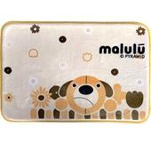 《malulu》花朵地墊(45x65CM)
