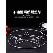 多功能不鏽鋼鍋架蒸架(25cm)