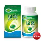 《綠寶》綠藻片(小球藻)360粒*2瓶