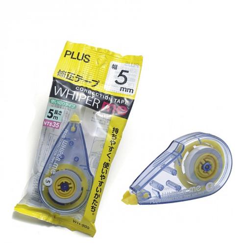 《PLUS》WH905尖端修正帶(5mm*5M 42-616)