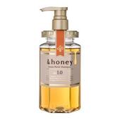 《日本&honey》蜂蜜亮澤修護洗髮乳440ml