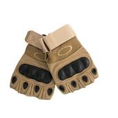 半指升級款防滑手套  顏色隨機(M)