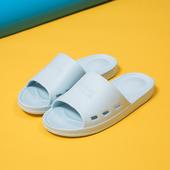 專利防滑耐磨浴室涼拖鞋-淺藍(36/37)