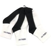 《HANG TEN》1/2陰陽襪-顏色隨機(三入組)
