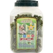 《JUEJUE嚼嚼》高肉量超效潔牙骨1400G(葉綠素+海藻)