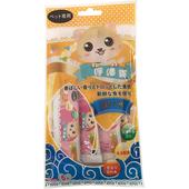 《呼嚕貓》頂級海鮮貓肉泥(甘貝口味5條入/包)