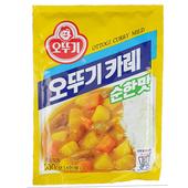 《韓國不倒翁》即食調理咖哩粉(原味100g/包)