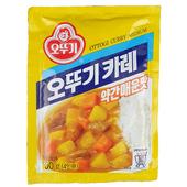 《韓國不倒翁》即食調理咖哩粉(微辣100g/包)