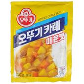 《韓國不倒翁》即食調理咖哩粉(辛辣100g/包)