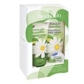 《德國 Herbacin》洋甘菊身體護理組盒(護手霜20mlX1身體乳液300mlX1護手霜100mlX1)