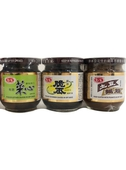 《愛之味》醬菜三寶組合包(180gx2+170gx1)