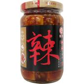 《江記》元氣辣豆瓣豆腐乳(380g/瓶)
