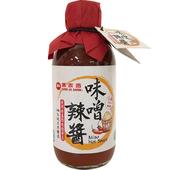 《萬家香》味噌辣醬(225g/瓶)