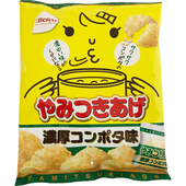 《栗山》炸米果玉米濃湯風味45g/包
