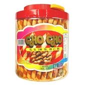 《CHO CHO》捲心脆(花生風味煉乳700g/桶)