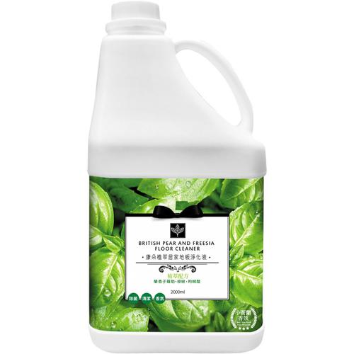 《康朵》植萃居家地板淨化液小蒼蘭香氣(2000ml/瓶)