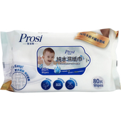 《Prosi普洛斯》超細柔低敏感RO純水濕紙(80片/包)