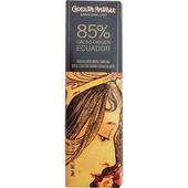 《慕夏》黑巧克力片(18g/片-85%厄瓜多)
