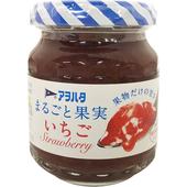 Aohata 果醬(無蔗糖)(草莓-125g/瓶)