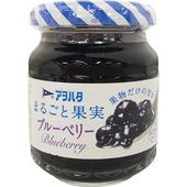 Aohata 果醬(無蔗糖)(藍莓-125g/瓶)