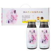 《銀玖》黑麥白玉耳露(200mlX6瓶/盒)