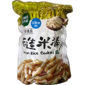 埔里酒廠糙米棒-100g/包(五榖米(素))