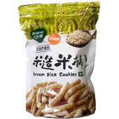 埔里酒廠糙米棒-100g/包(原味蝦)