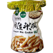 埔里酒廠糙米棒-100g/包(海苔蝦)