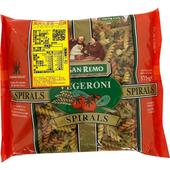 《San Remo聖雷蒙》義大利麵(蔬菜螺絲麵-375g/包)