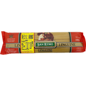 《San Remo聖雷蒙》義大利麵(寬直麵-500g/包)