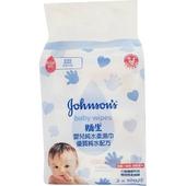 《嬌生》嬰兒純水柔溼巾一般型100抽X3包/袋 $125