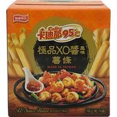 《卡迪那》95℃極品XO醬風味薯條18G5包(90g)