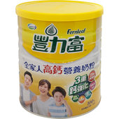 《豐力富》全家人高鈣營養奶粉(2.2kg / 罐)