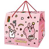 《橘平屋》粉饗海苔禮盒(4.2g×9包4.8g×3包/盒)